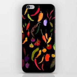 Chilis iPhone Skin