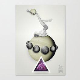 'Miss Universe' prints available at Society6 Shop Canvas Print