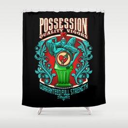 Possession Vigor Shower Curtain