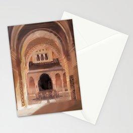 Patio de los Leones Stationery Cards
