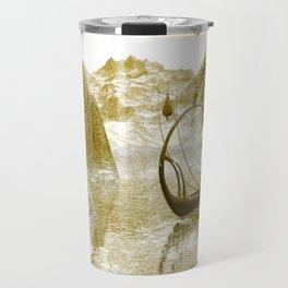 In the rian Travel Mug
