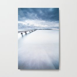 Stretcher Metal Print
