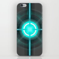 transistor iPhone & iPod Skins featuring Transistor by Mf99k