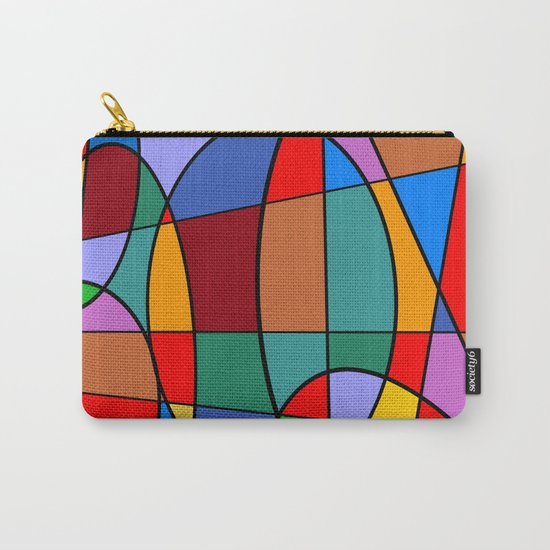 Abstract #74 Carry-All Pouch