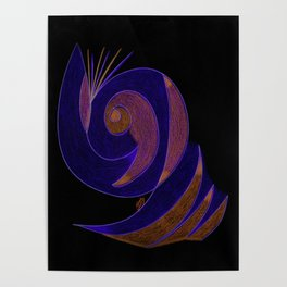 Aura II Poster