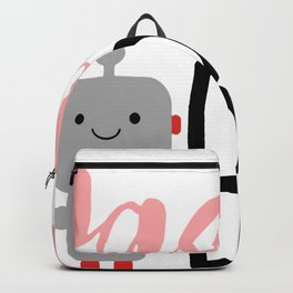Daddy Robot Backpack