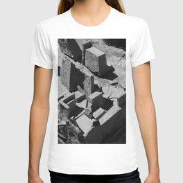 The Clay Labyrinth Ruins T-shirt