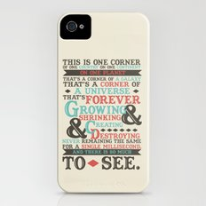 There Is So Much To See iPhone (4, 4s) Slim Case