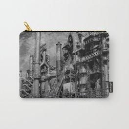 Bethlehem Steel Blast Furnace 9 Carry-All Pouch