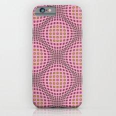 Pop pink Slim Case iPhone 6s