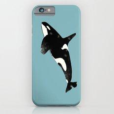 Killer whale art Slim Case iPhone 6s