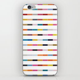 Dot // Dash // Dash // Dot iPhone Skin