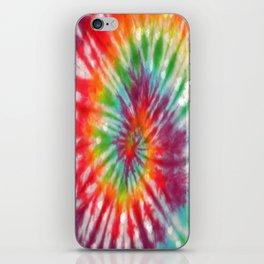 Tye Dye My Heart iPhone Skin