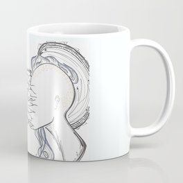 The connection  Coffee Mug