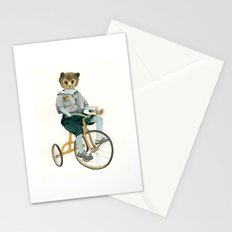 Bear on a Tricycle Stationery Cards