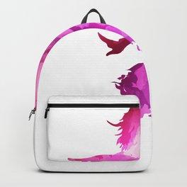 Emancipated woman power gift giftidea Backpack