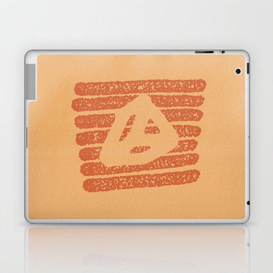Lines Triangle Laptop & iPad Skin