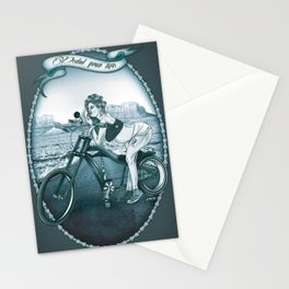 Pedal Your Life Stationery Cards