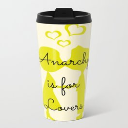 Anarchy is for Lovers Travel Mug