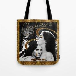 Chandelier Tears Tote Bag