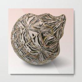 Sculpture Metal Print
