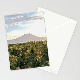 Mighty Volcano Stationery Cards