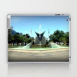 Victoria Square Fountain - Adelaide Laptop & iPad Skin