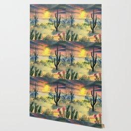 Desert Twilight Wallpaper