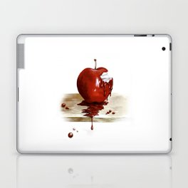 RED. Manzana Sangrienta (Caramelo Protector) Laptop & iPad Skin