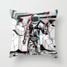 Ranger Rick Throw Pillow