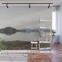 Fly Fishing Iceland Wall Mural