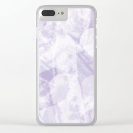 Abstract collection 116 (v.1) Clear iPhone Case