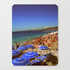 It's Nice in Nice Canvas Print