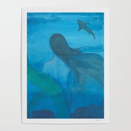 Under the Blue Sea Poster