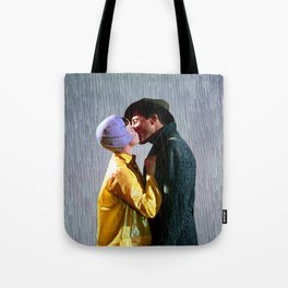 Singin' in the Rain - Slate Tote Bag