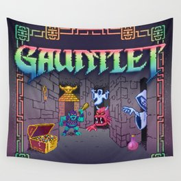 Let's Gaunt Wall Tapestry