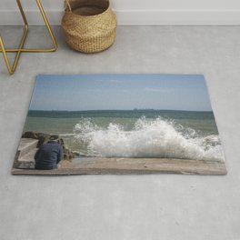 The old man and the sea Rug