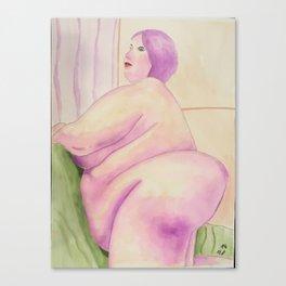 La Gitane Canvas Print