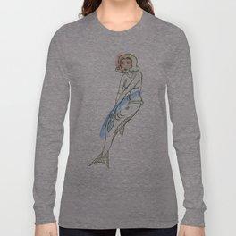 The Origin of Mermaids Part 3 Long Sleeve T-shirt