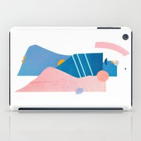 southwest iPad Cases featuring southwest by cardboardcities