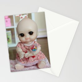 ** Baby Girl ** Stationery Cards