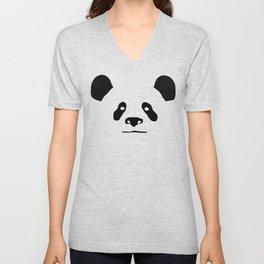 Studio Antics: Panda Face Unisex V-Neck