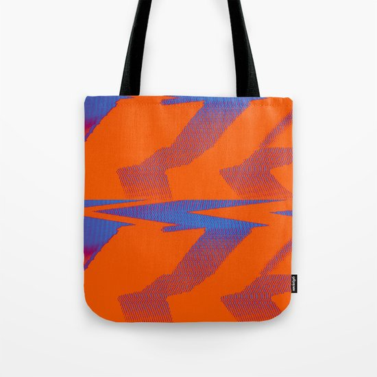 Digital Died/TigerPower Tote Bag