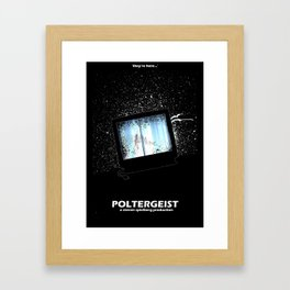 Poltergeist Framed Art Print