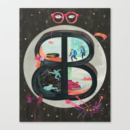 The Adventures of Buckaroo Banzai Canvas Print