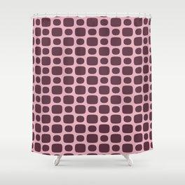 GoGo Dots Shower Curtain