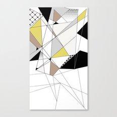 lines 3 Canvas Print