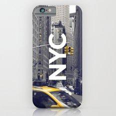 NYC Basic [3] Slim Case iPhone 6s