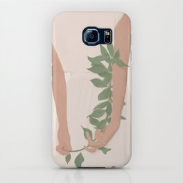 Holding on to a Branch iPhone Case