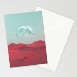 Pink Sahara Stationery Cards